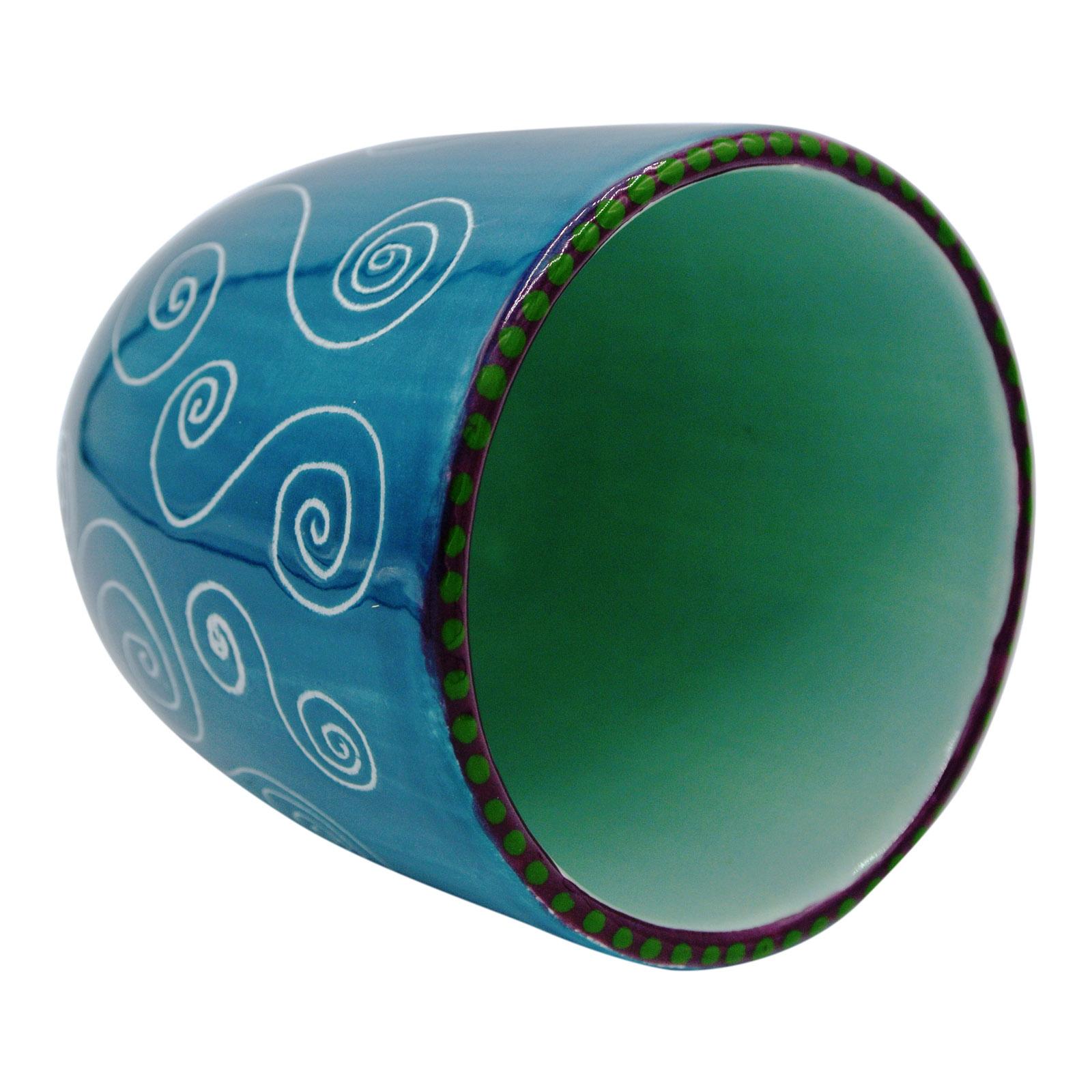 bedrijfsuitje puurglazuur, keramiekatelier, decoreren aardewerk